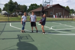 Basketball-Friends