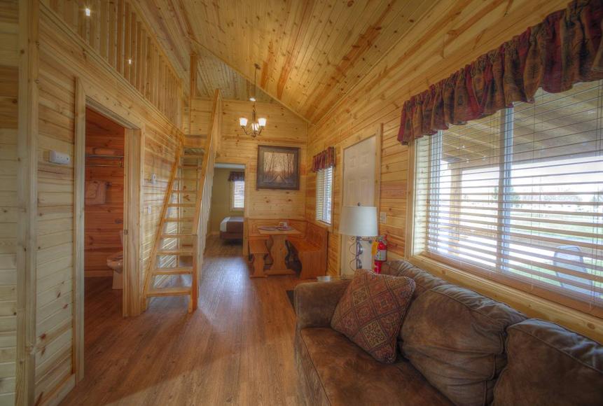Pet Friendly Cabin Rental