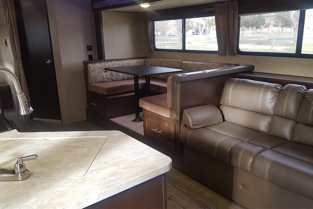 Camper Rental in the Black Hills
