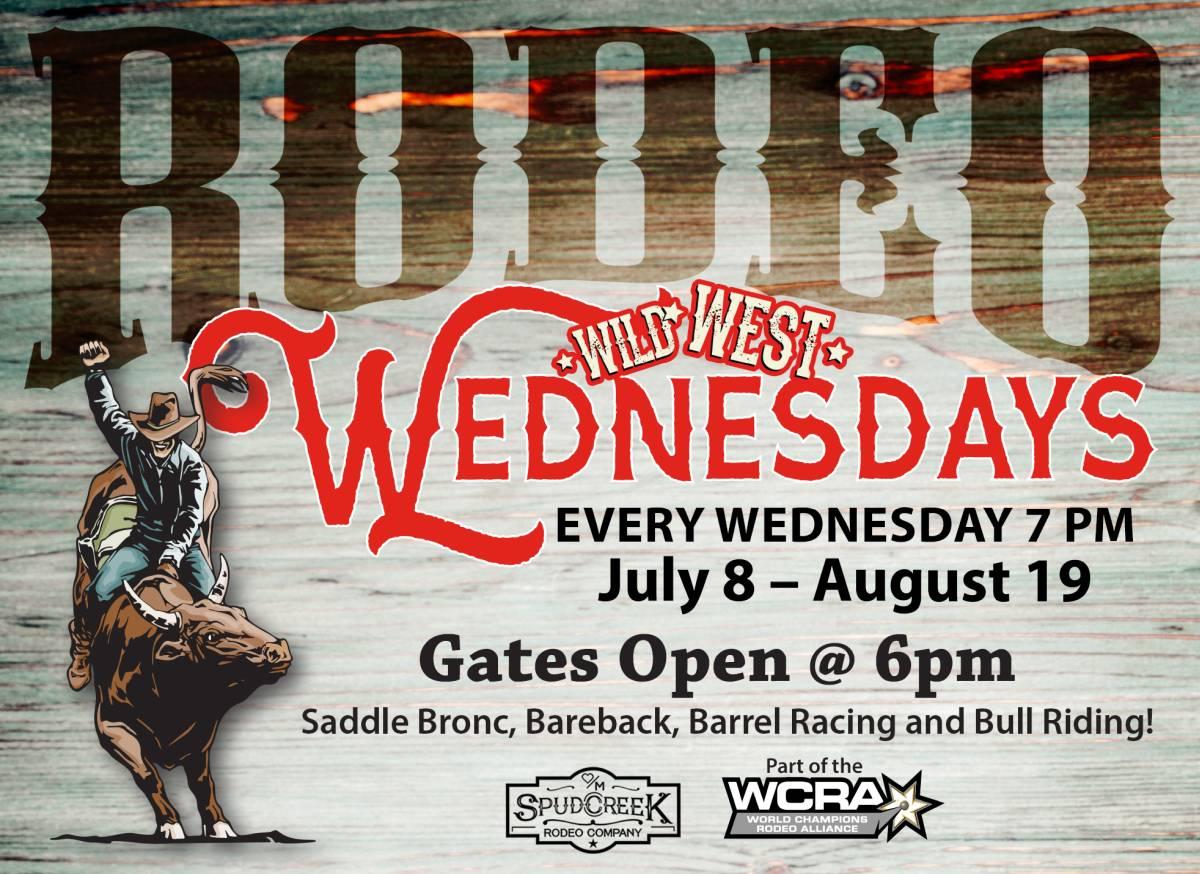 Hart Ranch Rodeo Wednesdays