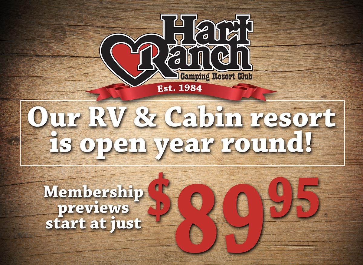 Hart Ranch Membership Previews