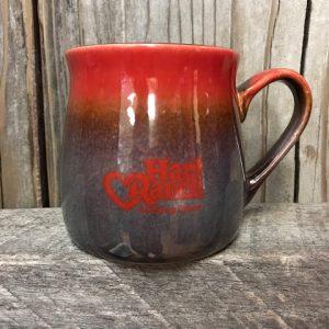 Ceramic Rust Mug