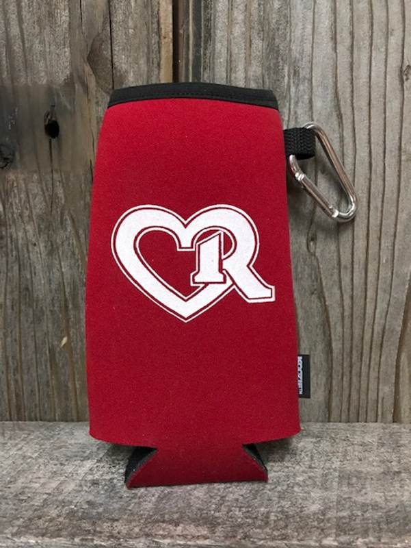 Bottle Koozie Red