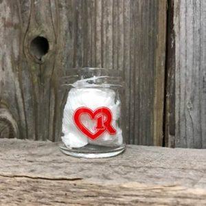 Mini Mason Shot Glass