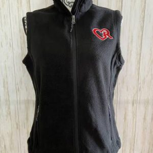 Hart Ranch Black Vest
