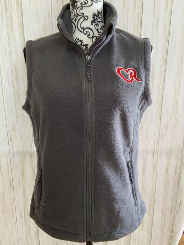 Hart Ranch Grey Vest