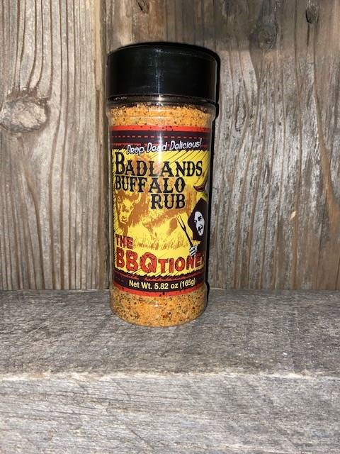 Badlands Buffalo Rub - Hart Ranch Hart Mart