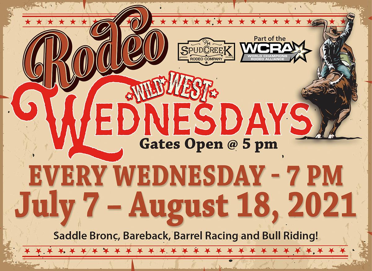Wild West Wednesday Rodeo