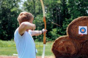 Archery Image Activities Calendar