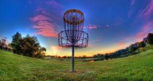 Disc Golf Activities Calendar