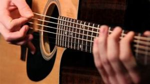 Guitar Activities Calendar