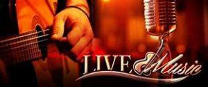 Live Music Activities Calendar