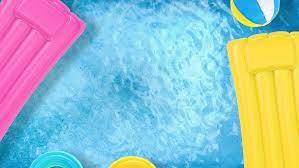 Pool Activities Calendar