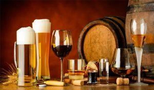 Wine Activities Calendar