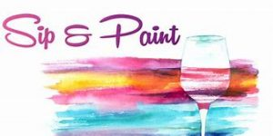 Sip And Paint Activities Calendar