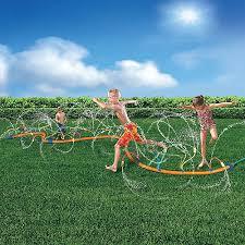 Sprinkler Party 1 Activities Calendar