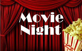 Movie Night Activities Calendar