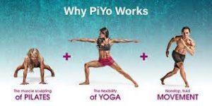 Why Piyo Works Activities Calendar